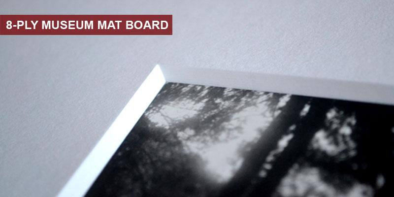 8-Ply Museum Mat Board
